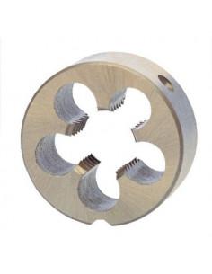 Cojinete redondo M DIN EN 22568 HSS, rectificado - Tipo B cerrado