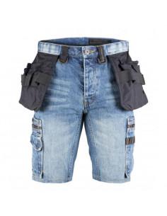 DW205501 P55s Pantalones cortos Denim