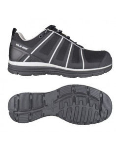 SG80116 Evolution Black Zapatilla de seguridad