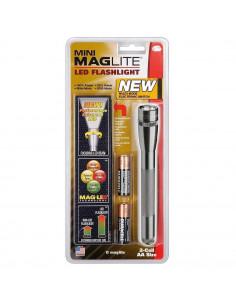 LINTERNA LED MAGLITE SP22017 146 MM AA NEGRA