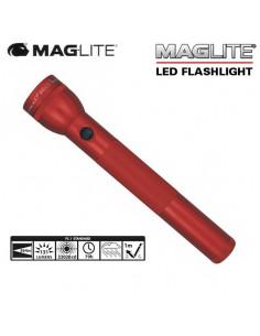 LINTERNA LED MAGLITE 315 MM 3D GRANATE