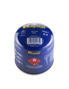 CARTUCHO DE GAS BUTANO KAPITAL KBUT200N